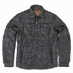 Duckworth Men's WoolCloud Snapshirt black