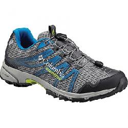 Montrail Men's Mountain Masochist IV OutDry Shoe TI Grey Steel / Bright Green