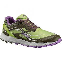 Montrail Women's Caldorado III Shoe Napa Green / Crown Jewel