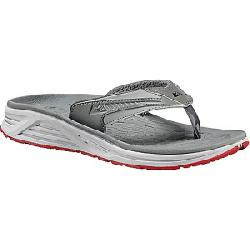 Montrail Men's Molokai III Sandal Monument / Bright Red