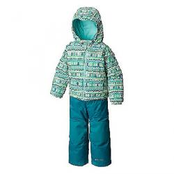 Columbia Toddler's Frosty Slope Set Tippet Zigzag Print