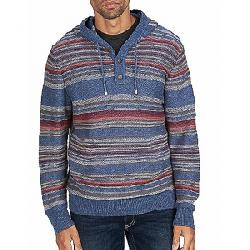 Faherty Baja Sweater Poncho Hither Hills Serape