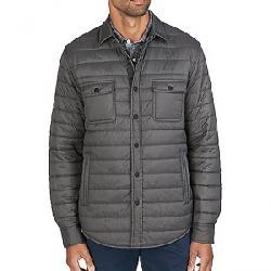 Faherty Atmosphere Shirt Jacket Grey