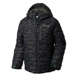 Columbia Toddler Boys' Lightning Lift Jacket Grill Camo