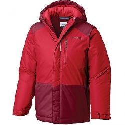 Columbia Toddler Boys' Lightning Lift Jacket Red Spark / Red Element