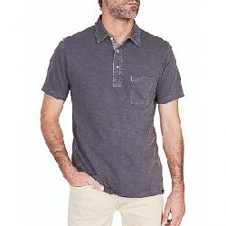 Faherty Sunwashed Polo Shirt Pumice