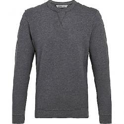 Tasc Men's Legacy Crew Neck Sweatshirt Black Heather