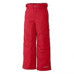 Columbia Youth Boys' Ice Slope II Pant Red Spark