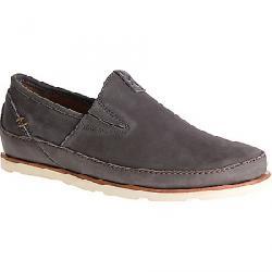 Chaco Men's Thompson Slip On Shoe Dark Gull Grey