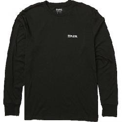 Billabong Men's Avery Long Sleeve Shirt Black