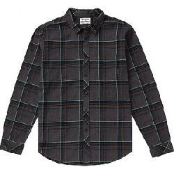 Billabong Men's Coastline Long Sleeve Shirt Black