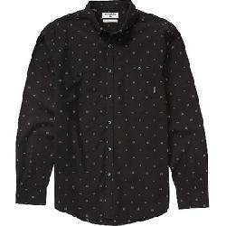 Billabong Men's All Day Jacquard LS Shirt Black