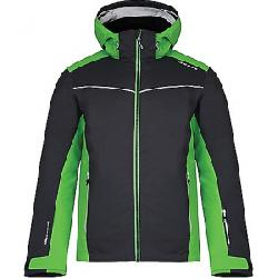 Dare 2B Men's Vigour Jacket Ebony Grey / Fairway Green