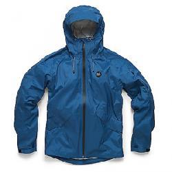 Howler Bros Men's Aguarcero Rain Shell Jacket Post Blue