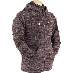 Laundromat Men's Memphis Sweater Umber