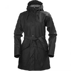 Helly Hansen Women's Kirkwall Rain Coat Black