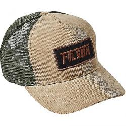 Filson Eagle Peak Cord Mesh Cap Khaki