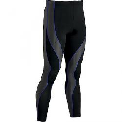 CW-X Men's Performx Tight Black / Grey / Blue