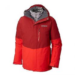 Columbia Men's Wild Card Interchange Jacket Red Element / Red Spark