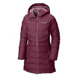 Columbia Women's Winter Haven Mid Jacket Rich Wine
