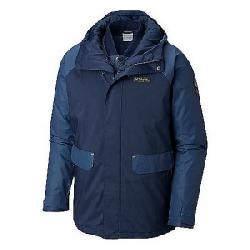 Columbia Men's Northbounder Interchange Jacket Dark Mountain / Coll Navy Hthr