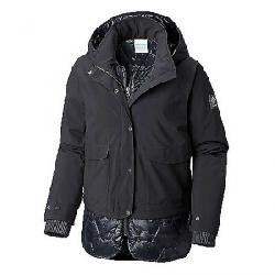 Columbia Women's Out And Back Interchange Jacket Black