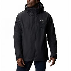 Columbia Men's Bugaboo II Fleece Interchange Jacket Black