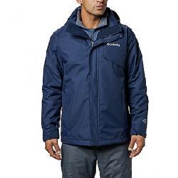 Columbia Men's Bugaboo II Fleece Interchange Jacket Blue
