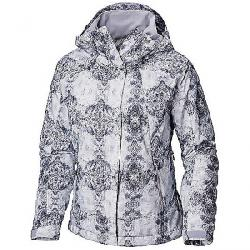 Columbia Women's Snow Gem Jacket Astral Crystal Print