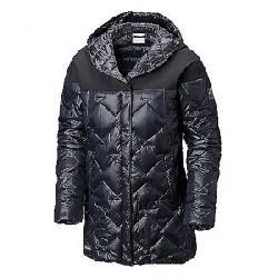 Columbia Women's Hawks Prairie Hybrid Jacket Black