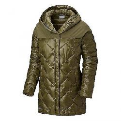 Columbia Women's Hawks Prairie Hybrid Jacket Nori