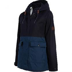 Woolrich Women's Eco Rich Crestview Heritage Jacket Navy