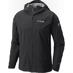 Columbia Men's Trail Magic Shell Jacket Black
