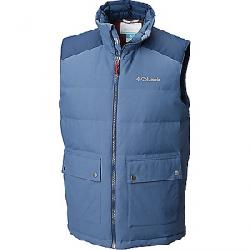 Columbia Men's Winter Challenger Vest Dark Mountain / Collegiate Navy