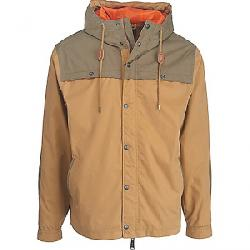 Woolrich Men's Crestview Eco Rich Hooded Jacket Wheat