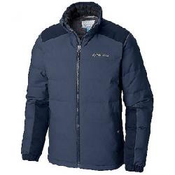 Columbia Men's Winter Challenger Jacket Dark Mountain / Collegiate Navy