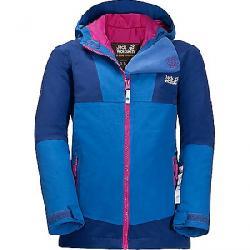 Jack Wolfskin Kids' Snowsport Jacket Coastal Blue