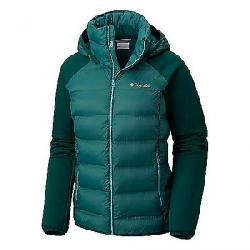 Columbia Women's Explorer Falls Hybrid Jacket Dark Ivy