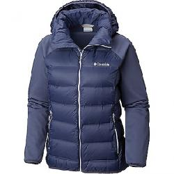 Columbia Women's Explorer Falls Hybrid Jacket Nocturnal
