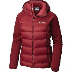 Columbia Women's Explorer Falls Hybrid Jacket Rich Wine