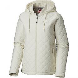 Columbia Women's Dualistic II Hooded Jacket Light Bisque