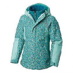 Columbia Youth Girls Whirlibird II Interchange Jacket Pixie Floral Print