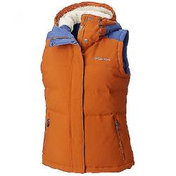 Columbia Women's Winter Challenger Hooded Vest Bright Copper / Eve