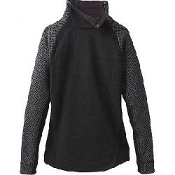 Prana Women's Brandie Sweater Charcoal Heather