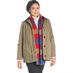 Woolrich Women's Dorrington Barn Jacket Sediment
