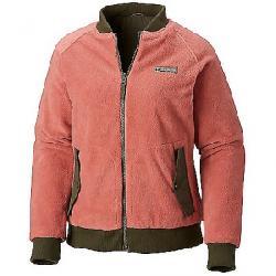 Columbia Women's Reversatility Jacket Peatmoss / Rose Dust