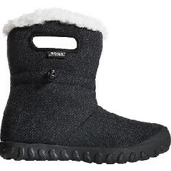 Bogs Women's B-Moc Wool Boot Black