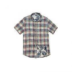 Jeremiah Men's Carlsbad Reversible Plaid Print Shirt Mission