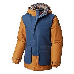 Columbia Youth Boys Lost Brook Jacket Dark Mountain / Canyon Gold