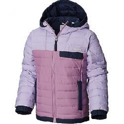 Columbia Youth Mountainside Full Zip Jacket Soft Violet / Violet Haze